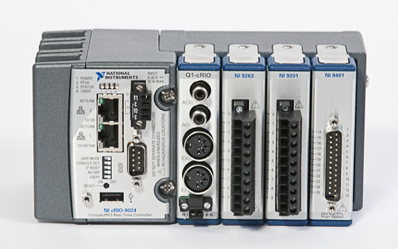 Quanser Q1-Single :: RCP Data Acquisition Card Support